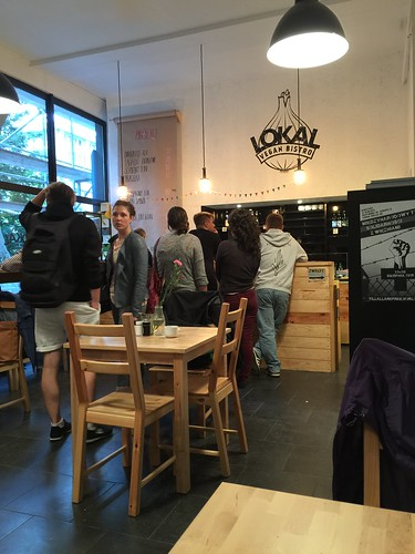 Lokal bistro in Warsaw | by Rachel Cotterill