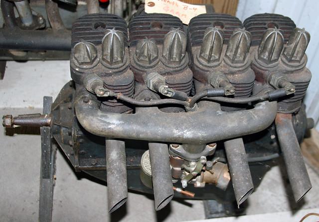 Heath-Henderson B-4 Engine Golden Age