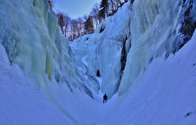 Ice Amphitheatre