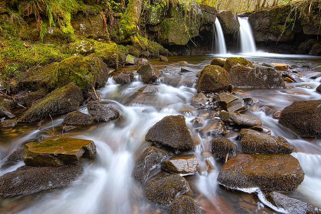 Yet another Welsh Waterfall!