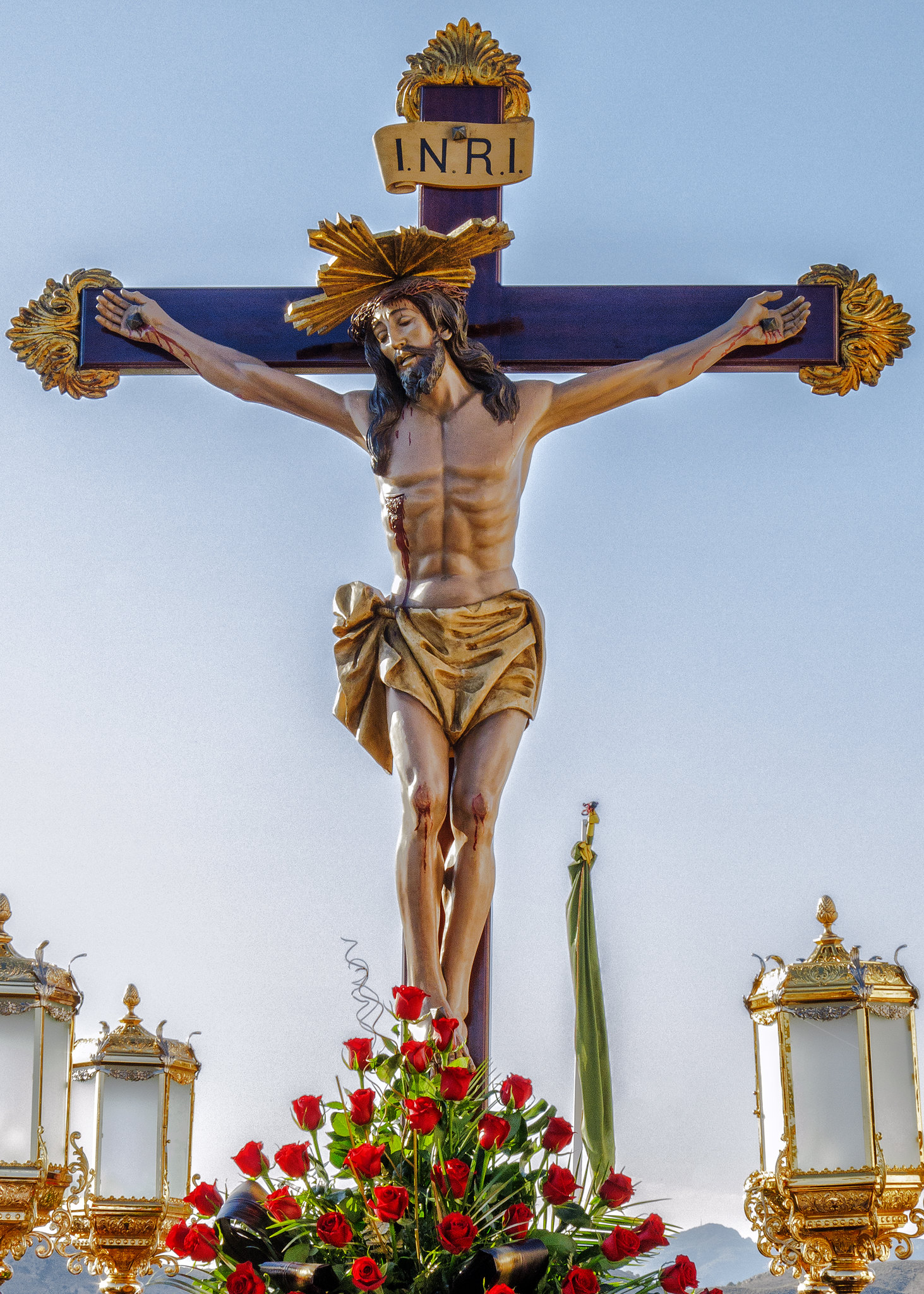 (2014-06-27) - Bajada Vía Crucis - Luis Poveda Galiano (03)