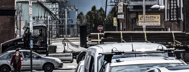 Industrial Intersection