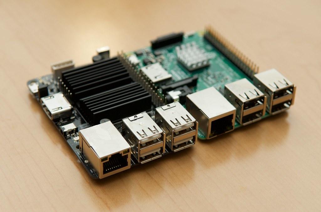 Raspberry Pi 3 vs ODROID-C2 | Raspberry Pi model 3 B and ODR
