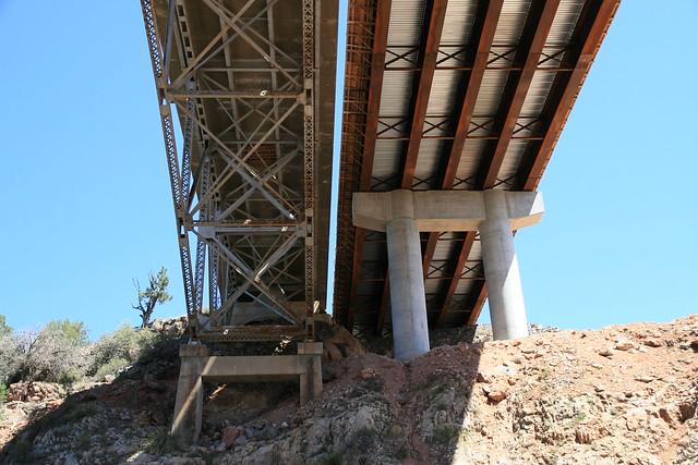 SR 89 Hell Canyon Bridge (April 2016)
