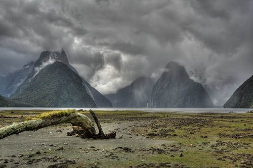 Milford Sound by awooster