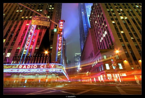 a Midtown night | by Arnold Pouteau's