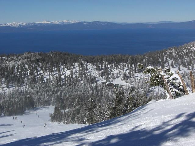 Heavenly: Lake Tahoe Ski Area
