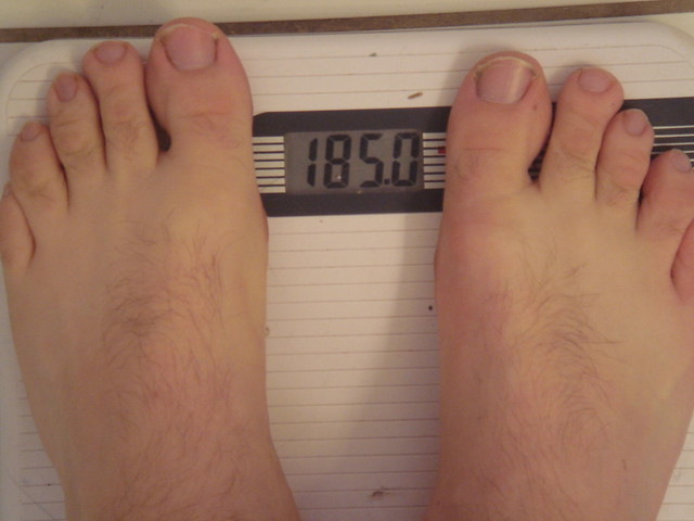 185 lbs