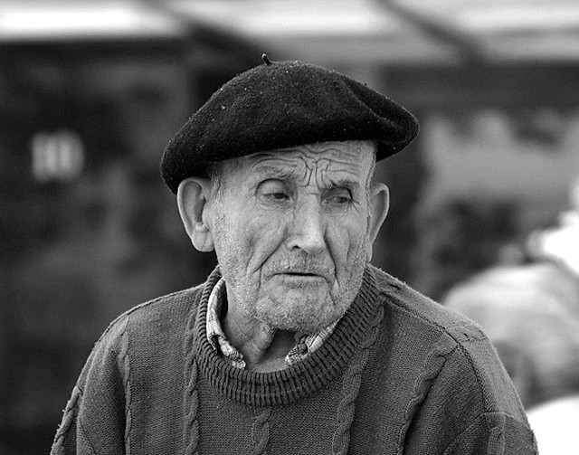 Campesino, Lanjarón, Andalucia