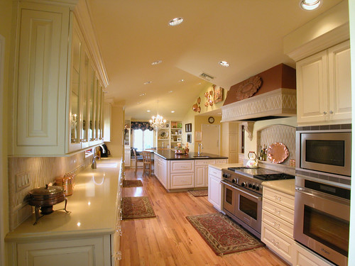 French Country Kitchen | by NancyHugoCKD.com