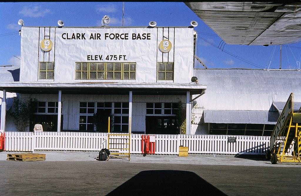 Clark Air Force Base, circa 1953   Machvee   Flickr