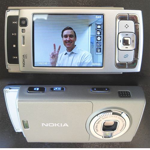 Nokia N95 | by jurvetson