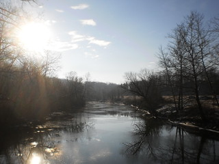 Beautiful morning in the Cuyahoga Valley | by Cuyahoga jco