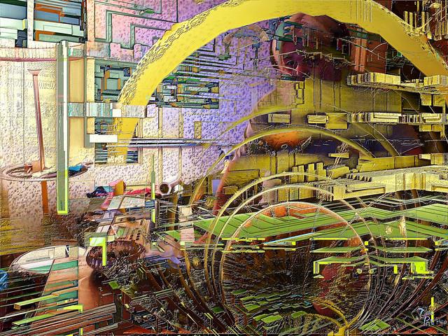 Electronic Genetic Occult Mathematics