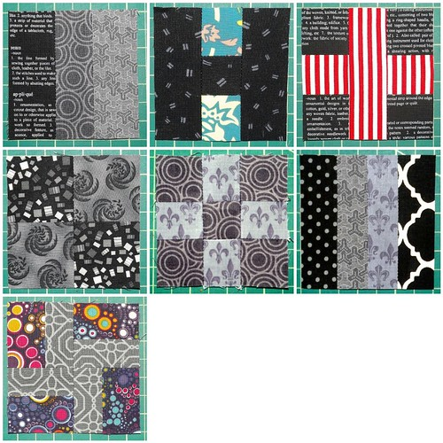 365 CQS Week One | by Grey Cat Quilts