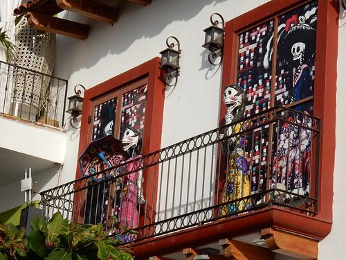 Puerto Vallarta - balkon