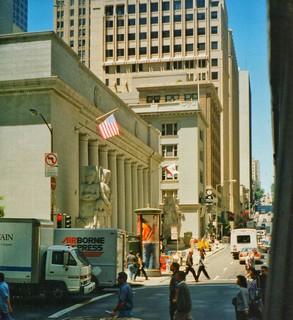 San Francisco California ~ The Pacific Exchange  ~ My Photo 1980s | by Onasill ~ Bill Badzo