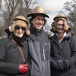 Macastory take visitors on a time-hopping tour of Callendar House   © Robin Mair