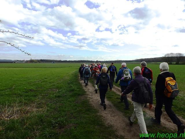 2016-04-12         2 daagse Lunteren      1e dag  25 Km  (16)