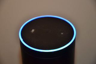 Amazon Echo | by Cryptik Merlin