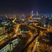 Kuala Lumpur by Night - Part I by Nur Ismail Photography