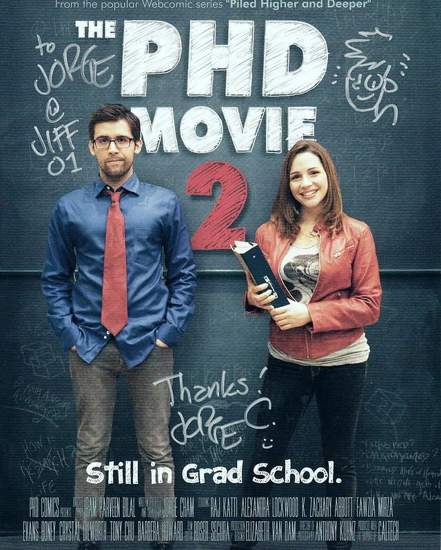 #phdmovie #kickstarter