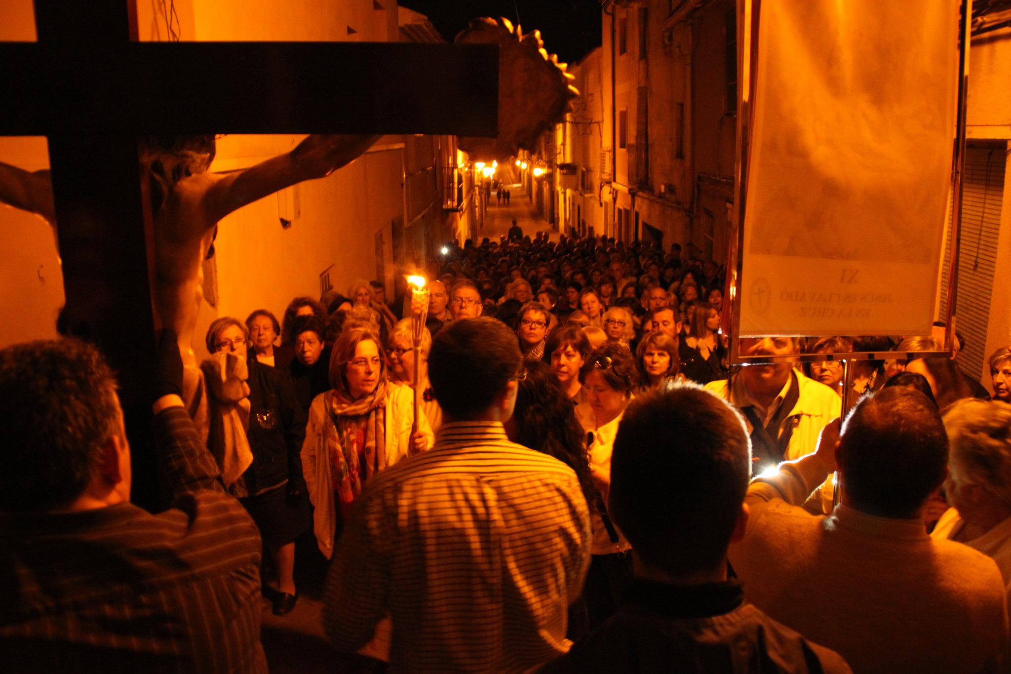 (2014-04-01) -  V Vía Crucis nocturno - Javier Romero Ripoll (136)