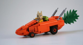 Carrot car | by DePin0