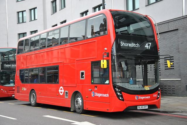 Stagecoach London - 13087 - BL65OYF