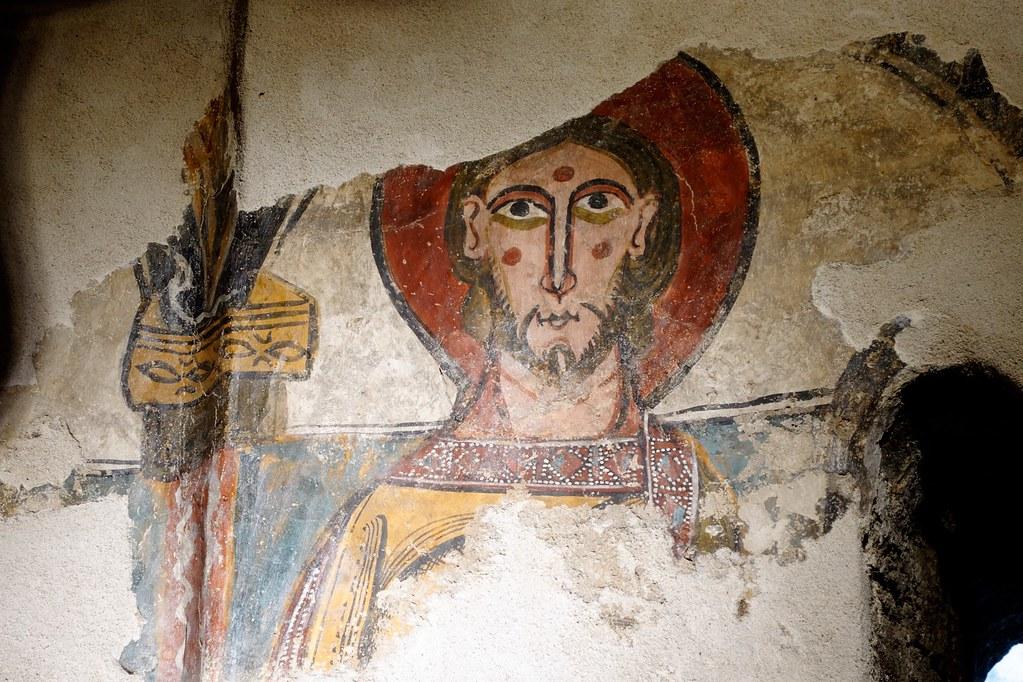 Resultado de imagen de Santa Eulalia de Unha pinturas