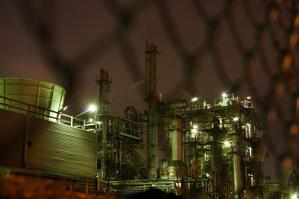 工場夜景22