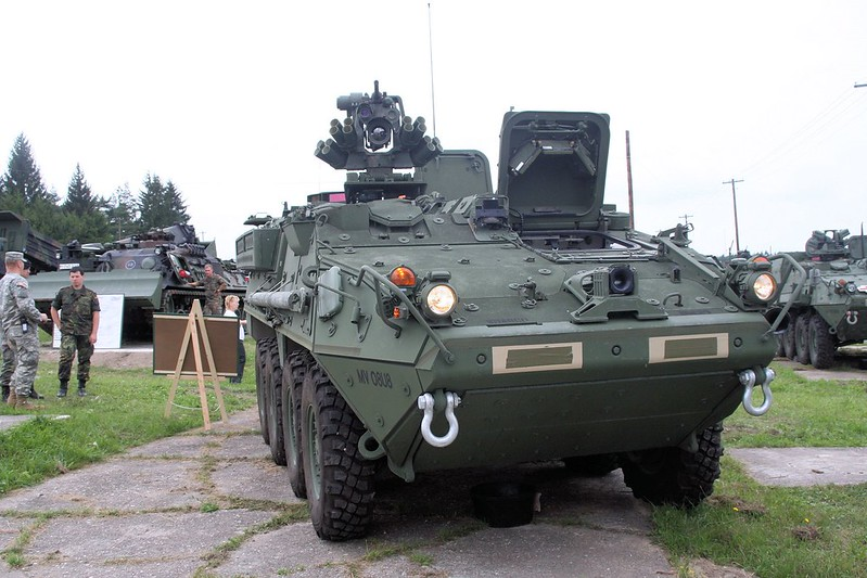 Stryker ICV 2