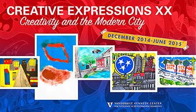Creative Expressions XX  [Art Exhibit 2014-2015]