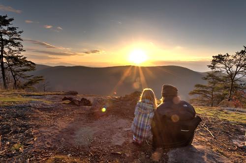 sunrise georgia unitedstates cleveland nika marjon northgeorgiamountains chattahoocheenationalforest cowrock