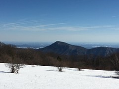 Shenandoah in the Snow