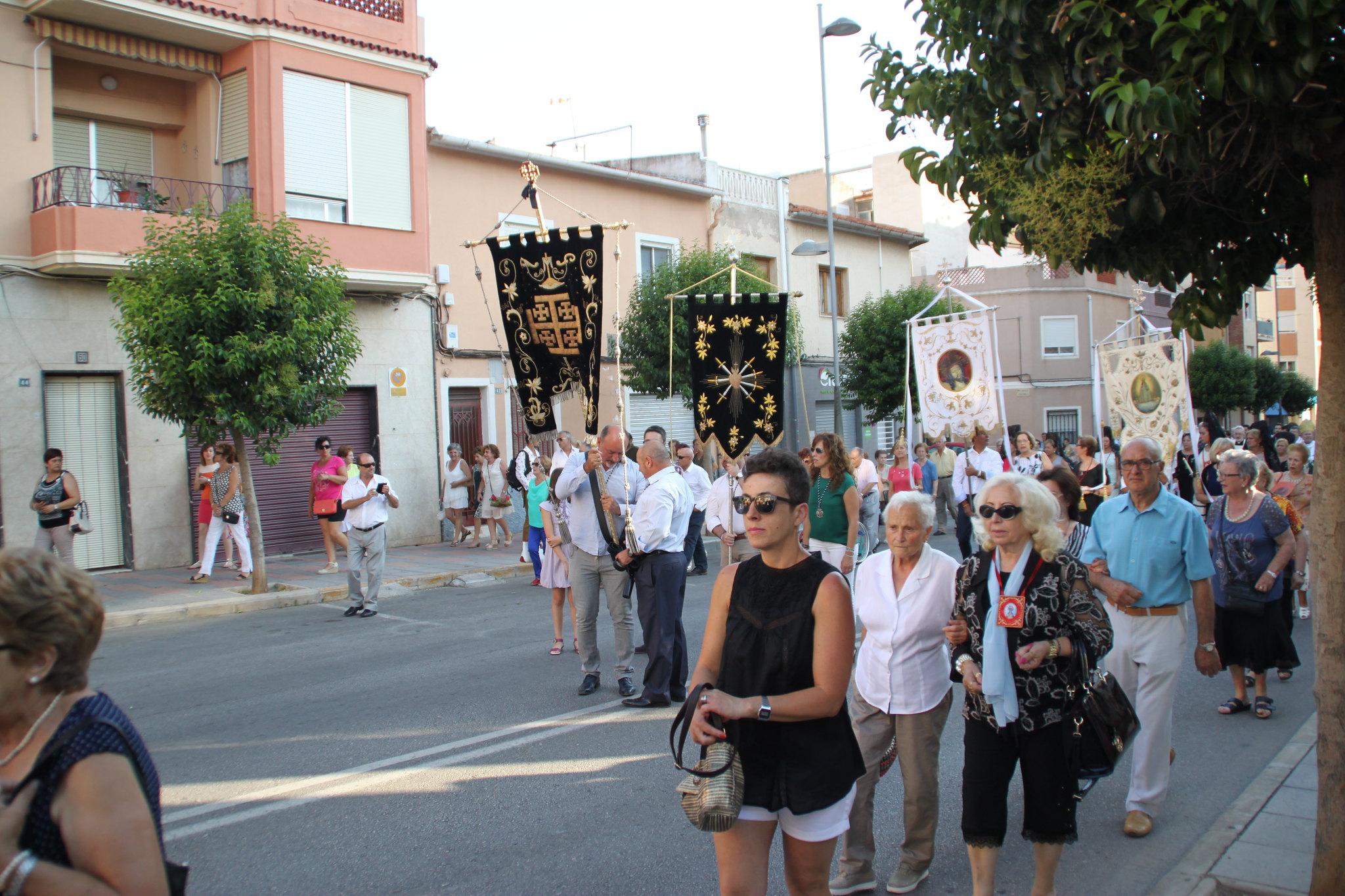 (2015-07-12) - Virgen del Carmen, parroquia La Santa Cruz - Javier Romero Ripoll (14)