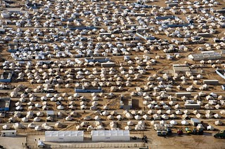 Refugee & IDP Camps from Above | by United Nations Photo