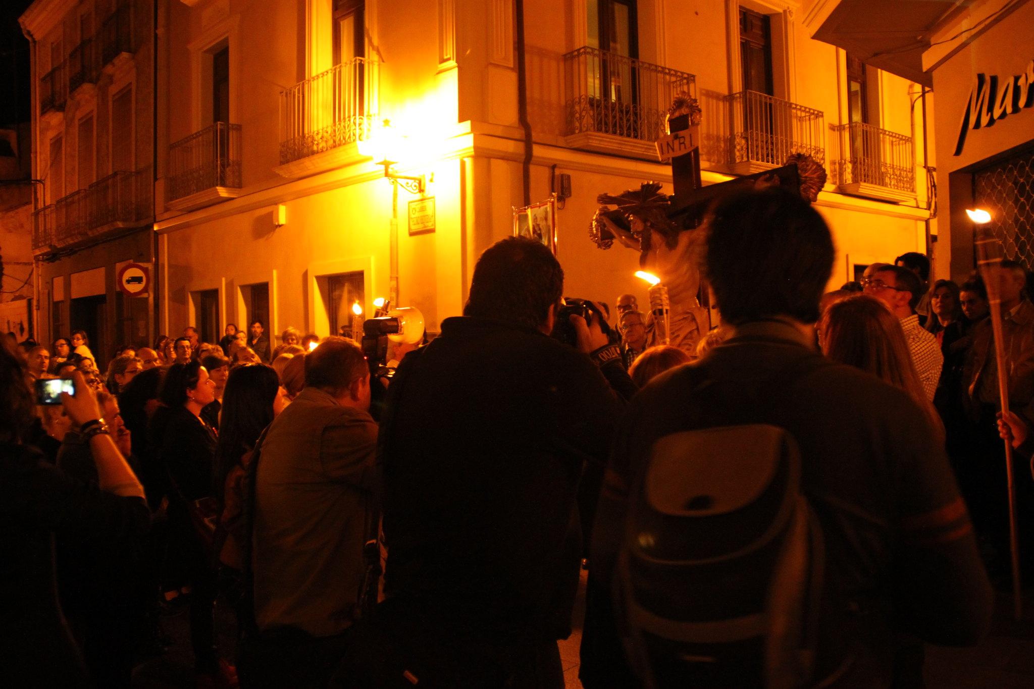 (2014-04-01) -  V Vía Crucis nocturno - Javier Romero Ripoll (125)