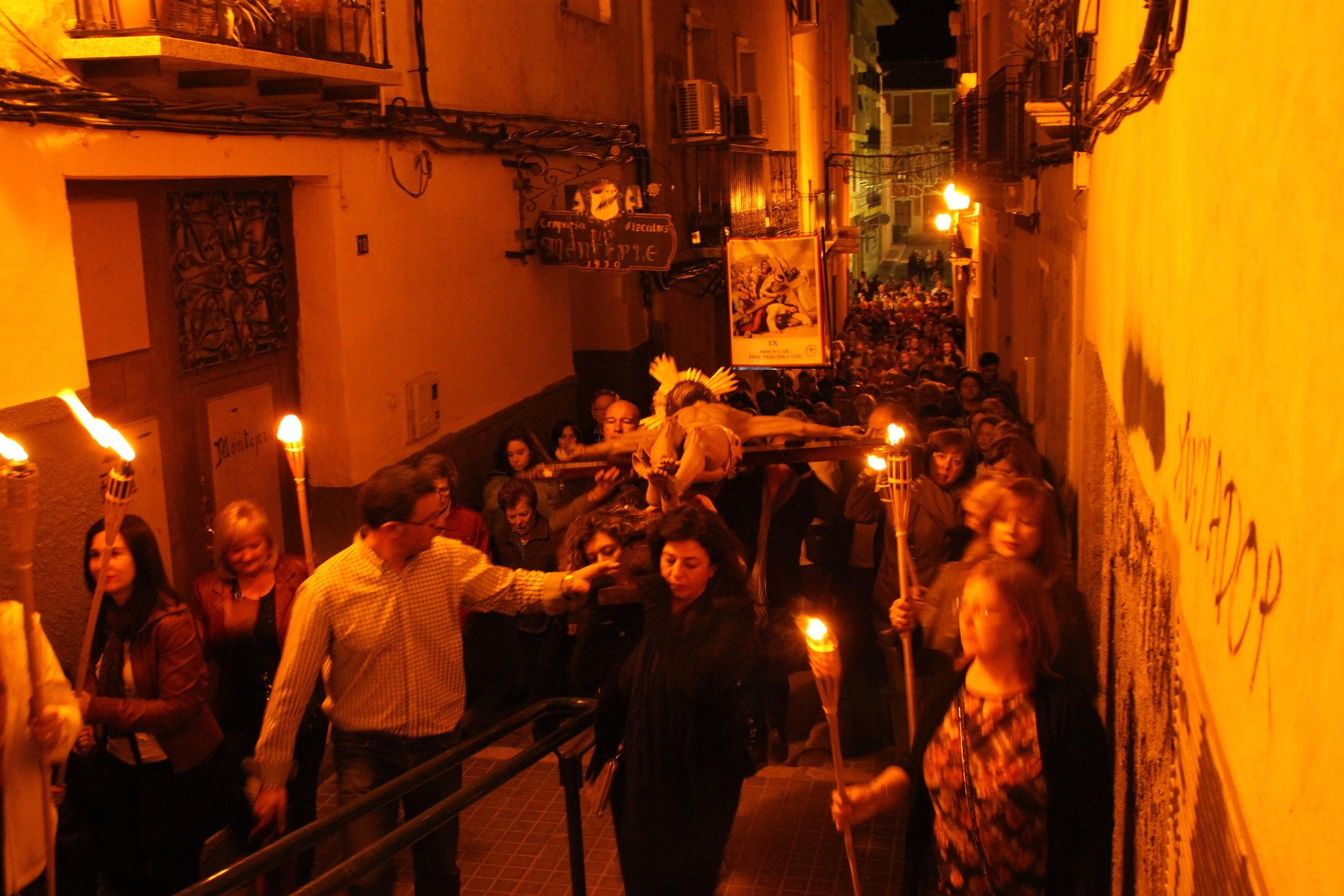 (2014-04-01) -  V Vía Crucis nocturno - Javier Romero Ripoll (93)