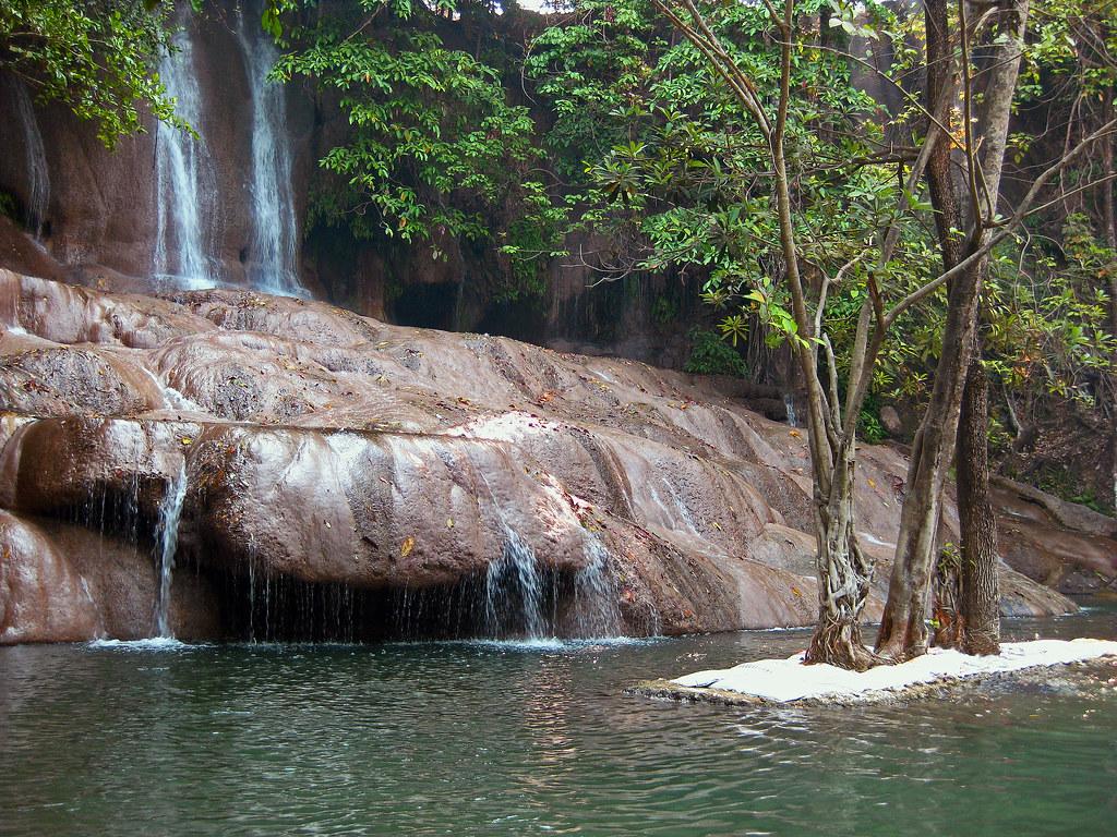 Erawan waterfall | Erawan Falls in Erawan National Park, Kan… | Flickr