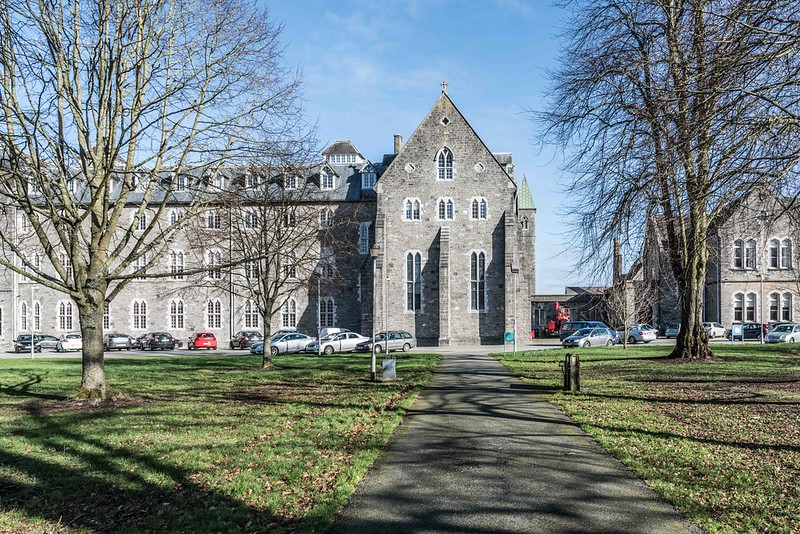 I RETURN TO ST. PATRICK'S COLLEGE [MAYNOOTH]-112058