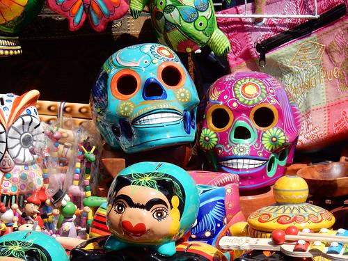 Cholula - souvenirs
