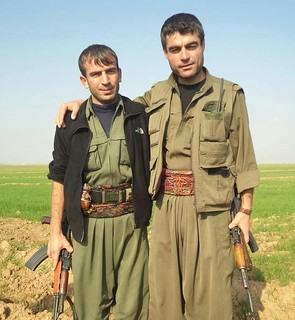 Kurdish PKK Guerillas | by Kurdishstruggle
