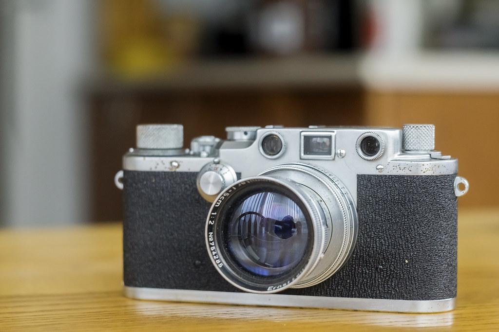CCR - Review 36 - Leica IIIc