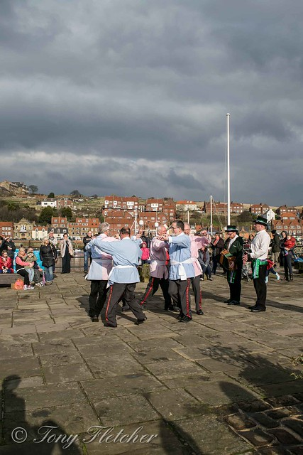 'MORRIS DANCERS' - WHITBY 2nd APRIL 2016