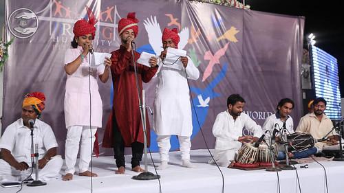 Devotional song by Raghuvir Singh Gehlot and Saathi from Jodhpur