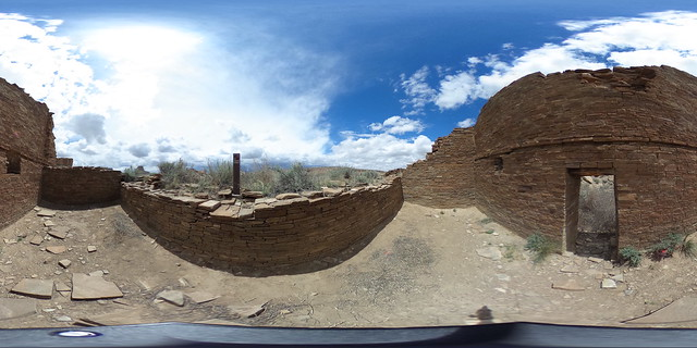 Una Vida - A Great House at Chaco Culture National Historical Park