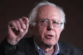 Bernie Sanders | by Gage Skidmore