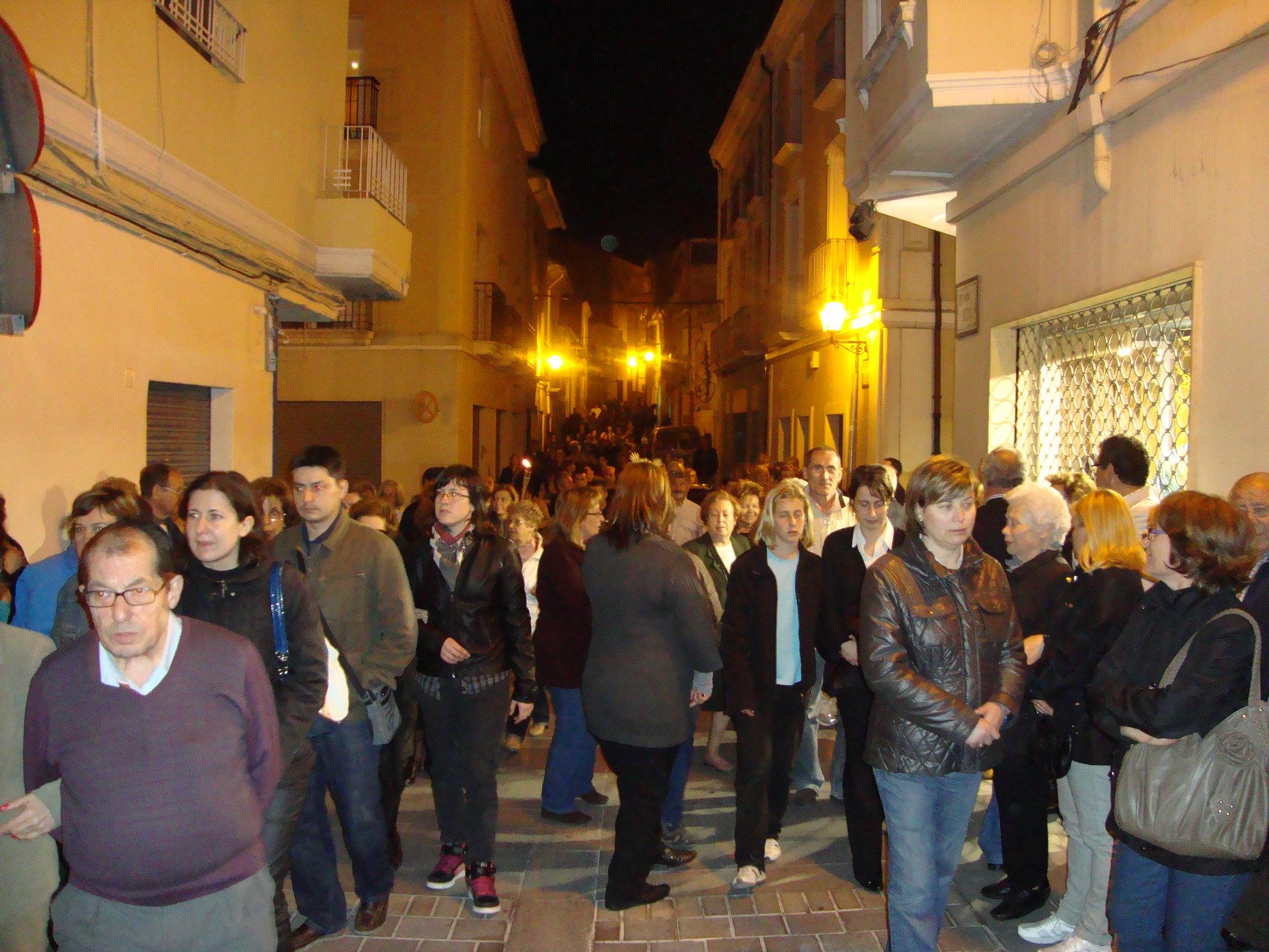 (2011-04-15) - II Vía Crucis nocturno - Javier Montesinos Villaplana -  (13)