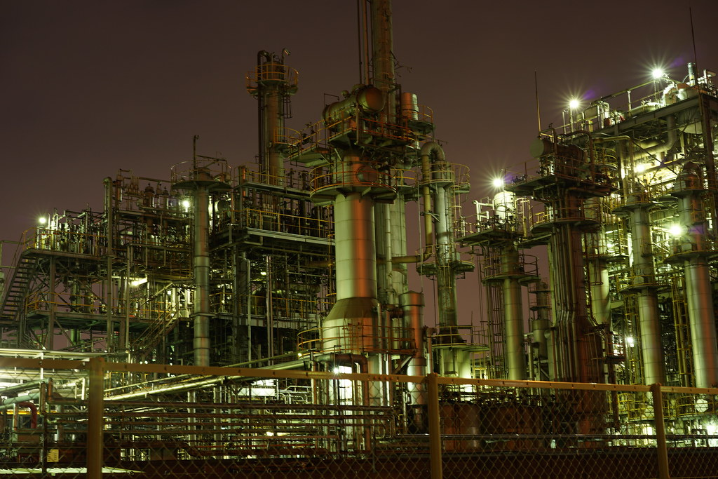 工場夜景17